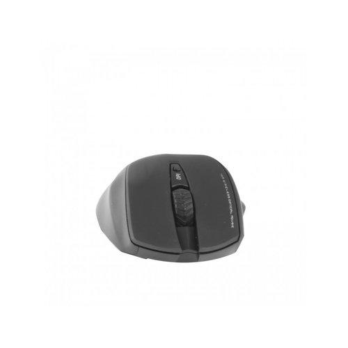 Sumvision Amber HX -  draadloze muis - nano ontvanger - Zwart