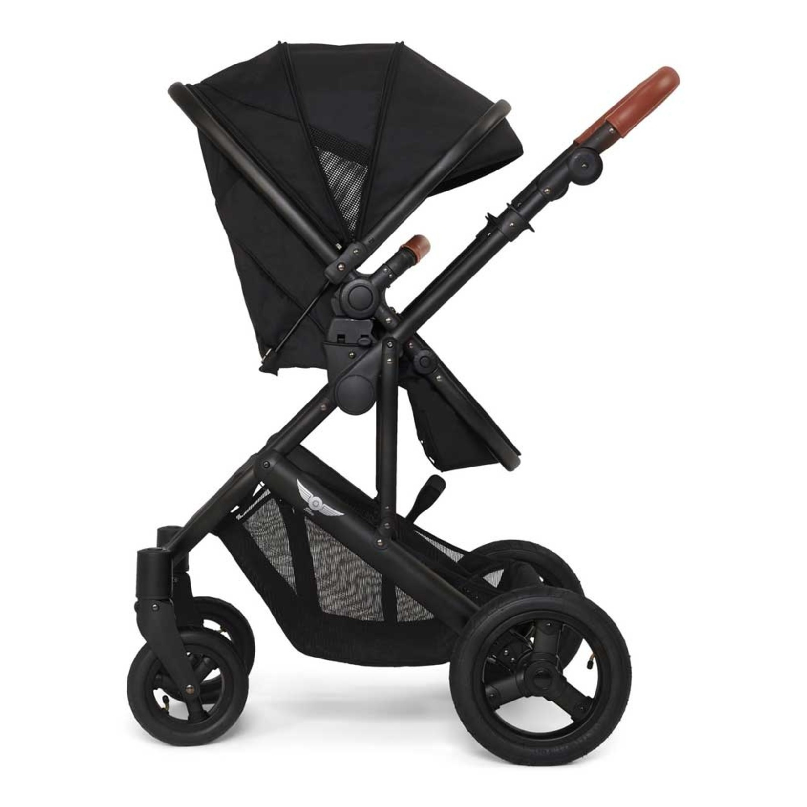 Sleeworld Slee Mobile Kinderwagen   Black