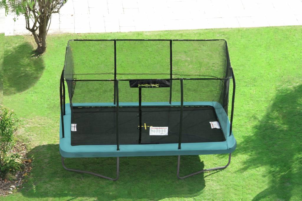 Jumpking Jumpking Jumppod trampoline Rechthoek 275x396