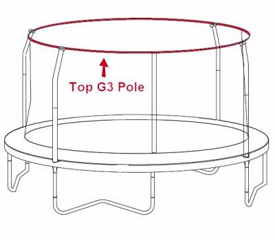 G3-stok boven voor JumpPOD Classic 300
