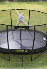 Jumpking JumpPOD Oval 4m60 Black