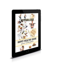 Happy Healthy Guide: Summer Body Edition  (e-book)