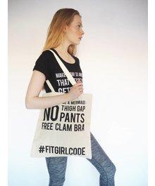 Fitgirlcode Canvas Tas