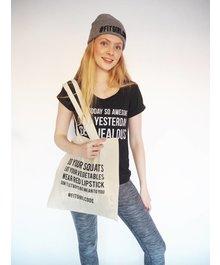 Fitgirlcode Tote Bag