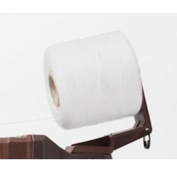 NewMetalplast Yarn LEN 20/3 100% PE white 1500 meters