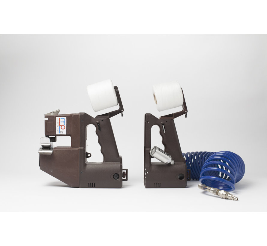 Industrial hand sewing machine