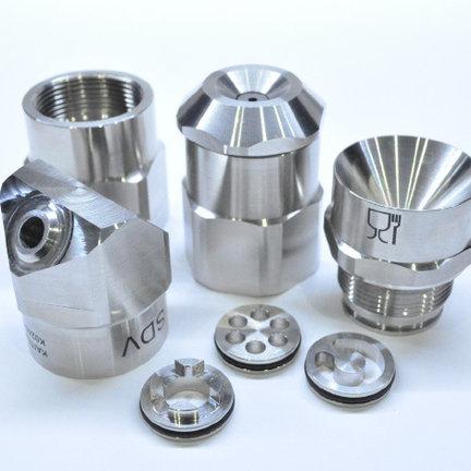 Industriële sproeidroog nozzle