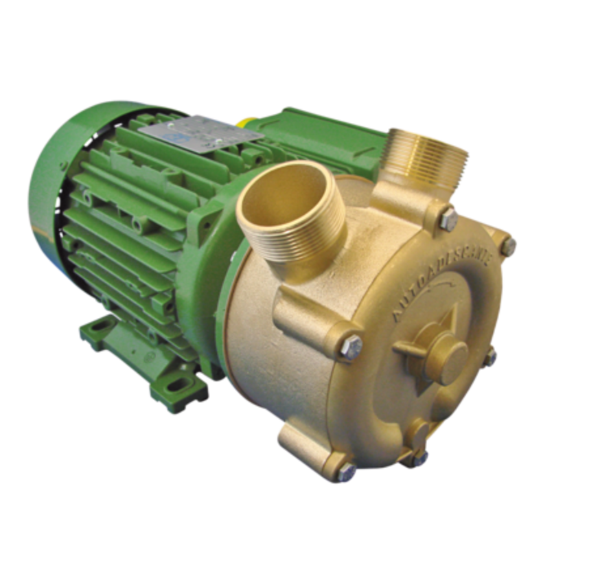 Side channel pump