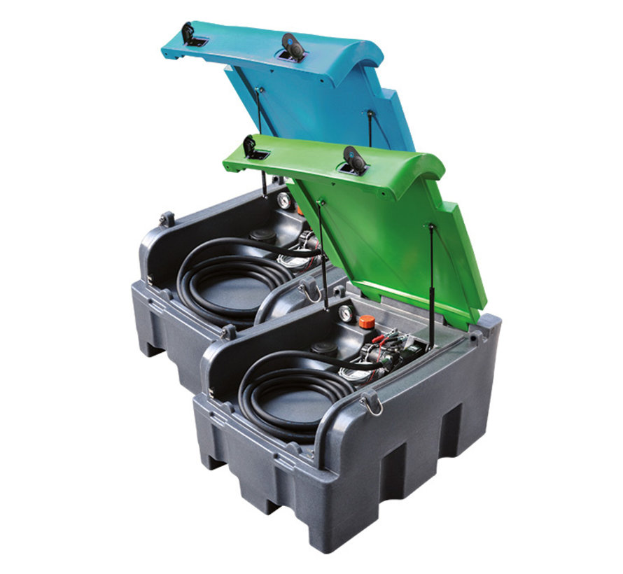 Pumps and refuelling systems for diesel