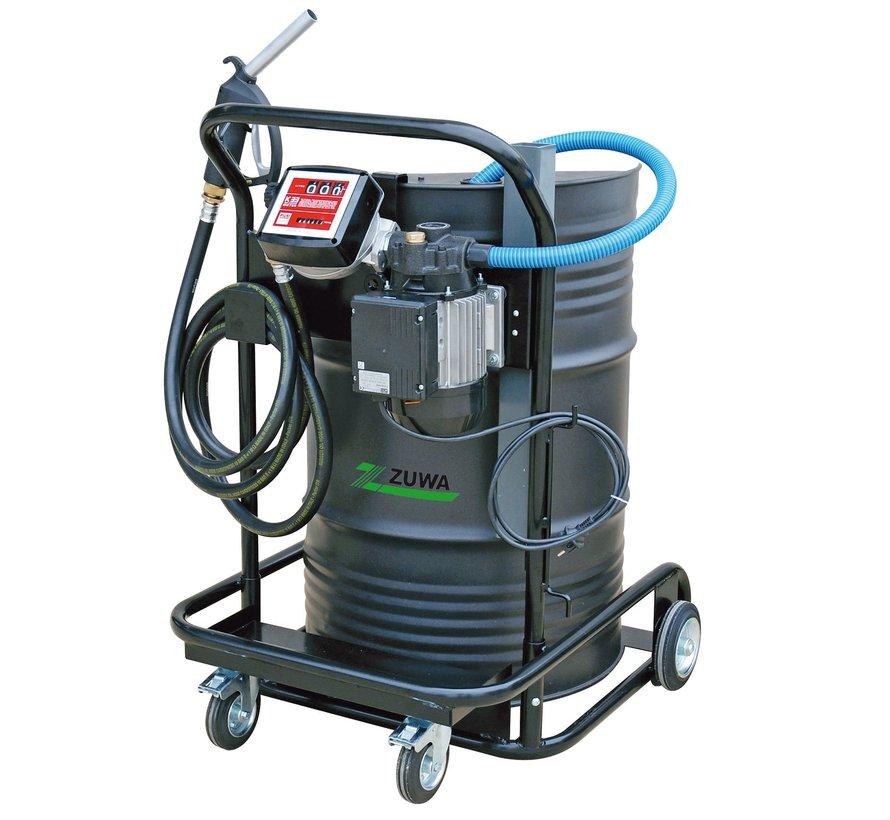 Oliepompen voor verwarmings-, plantaardige-, smeer- of motorolie