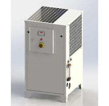 ERS Kälte System coolers as standing cooling devices up to 16kW