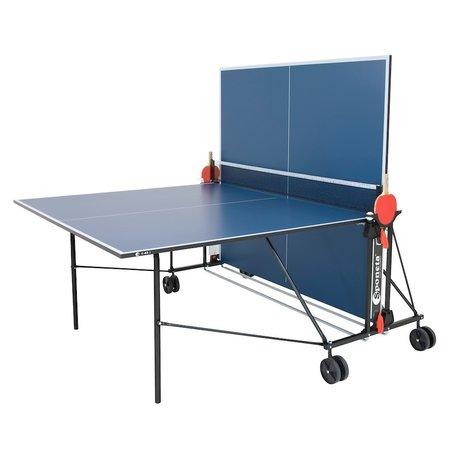 Sponeta Sponeta tafeltennistafel indoor S1-43 i blauw 274 x 152,5 cm