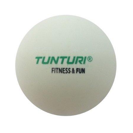 Tunturi Tunturi tafeltennisballen 6 stuks wit
