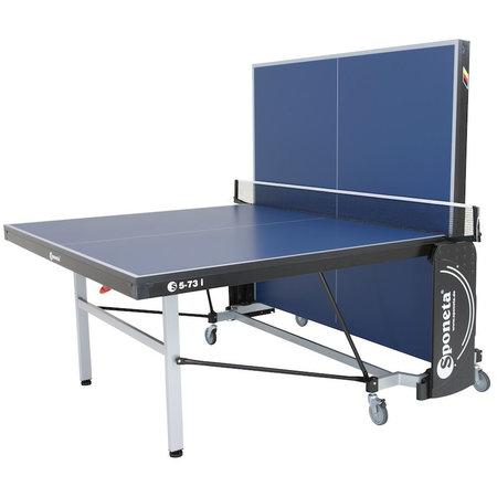 Sponeta Sponeta tafeltennistafel indoor S 5-73i 152,5 x 274 cm blauw