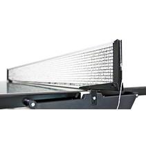 Sponeta tafeltennisnet Pilot 180 x 15,2 cm textiel/staal zwart