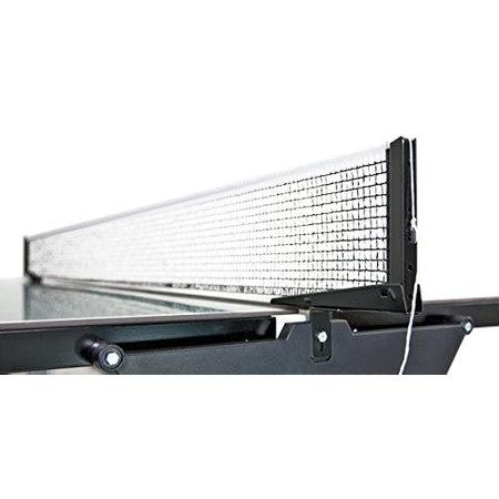 Sponeta Sponeta tafeltennisnet Pilot 180 x 15,2 cm textiel/staal zwart