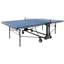 Sponeta tafeltennistafel S 4-73 i indoor spaanplaat blauw