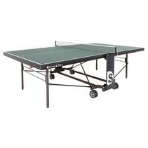 Sponeta tafeltennistafel indoor S4-72 i groen 274 x 152,5 x 76 cm