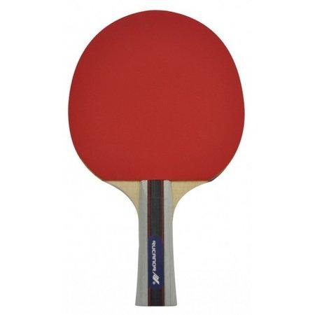 Rucanor Rucanor tafeltennisbat Practice Super rood/zwart