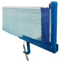 Rucanor tafeltennisnet 170 x 14 cm blauw