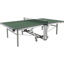 Sponeta tafeltennistafel indoor Allround Compact S7-62i groen