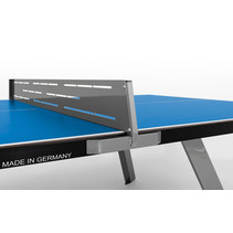 Sponeta tafeltennisnet Metallnetz II 160 x 16 cm staal grijs