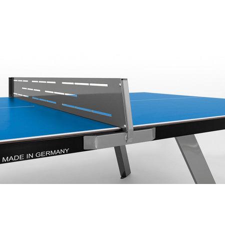 Sponeta Sponeta tafeltennisnet Metallnetz II 160 x 16 cm staal grijs