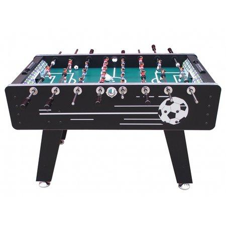Cougar Voetbaltafel Arena 141 x 75 x 88 cm zwart tafelvoetbal