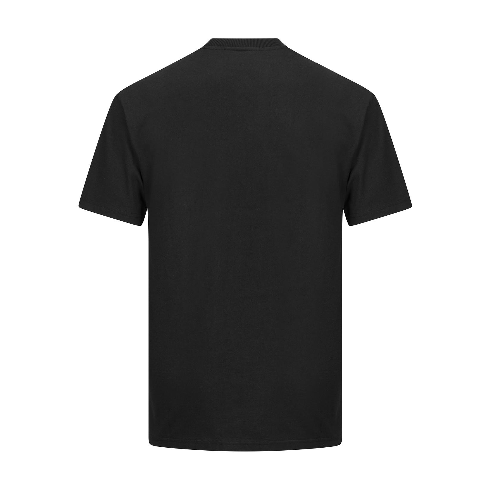 BLACK T-Shirt BLACK Strong & Bold
