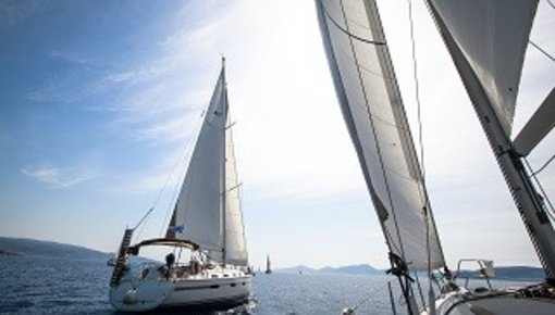 Verf en antifouling aluminium schip of boot