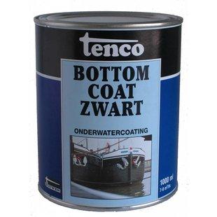 Bottomcoat Zwart (vanaf 1 liter)