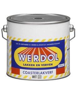 Coasterlakverf (2 of 4 liter)