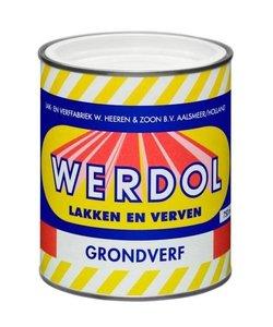 Grondverf (0,75, 2 of 4 liter)