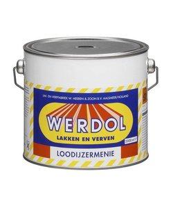 Loodijzermenie (0,5, 2 of 4 liter)