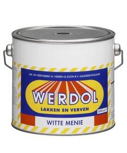 Witte Menie (0,75, 2 of 4 liter)