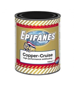Antifouling Copper Cruise