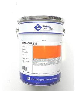 Aflak Sigmadur 580 (HS Semi Gloss) Zijdeglans inclusief harder