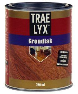 Grondlak (750ml of 2,5 liter)