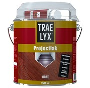 Trae Lyx Projectlak (750ml of 2,5 liter)