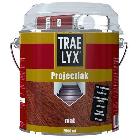 Trae Lyx Projectlak (750ml of 2,5 liter)
