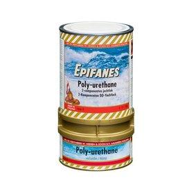 Epifanes Poly-urethane Jachtlak Hoogglans Blank met UV Filter (750 gram en 3 kilo)
