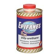 Epifanes polyurethane spuitverdunning