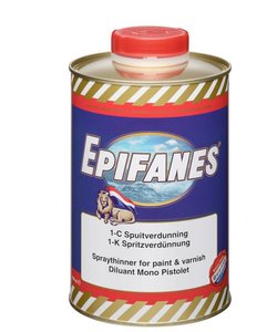 Epifanes 1-c Spuitverdunning