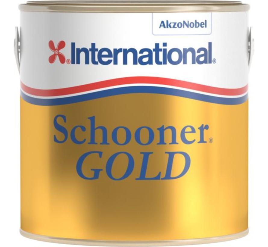International Schooner Gold