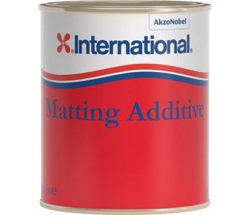 International Matting Additive