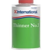 International Verdunner 1 Thinner no. 1