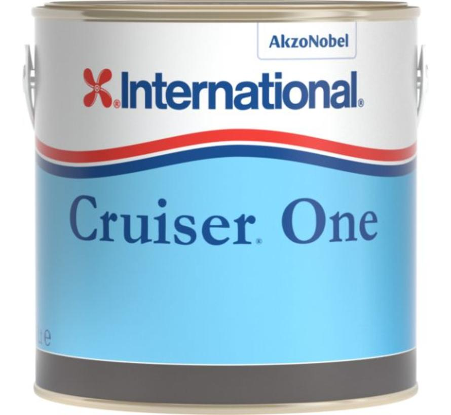 International Cruiser One Antifouling