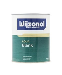 Aqua Blank