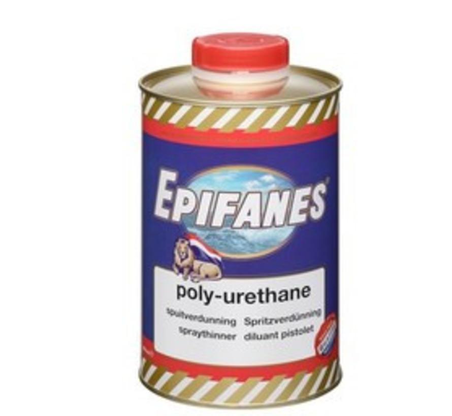 Epifanes Poly-urethane Kwastverdunning (0,5 of 1 liter)