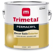Trimetal Permacryl Decor Satin Exterior
